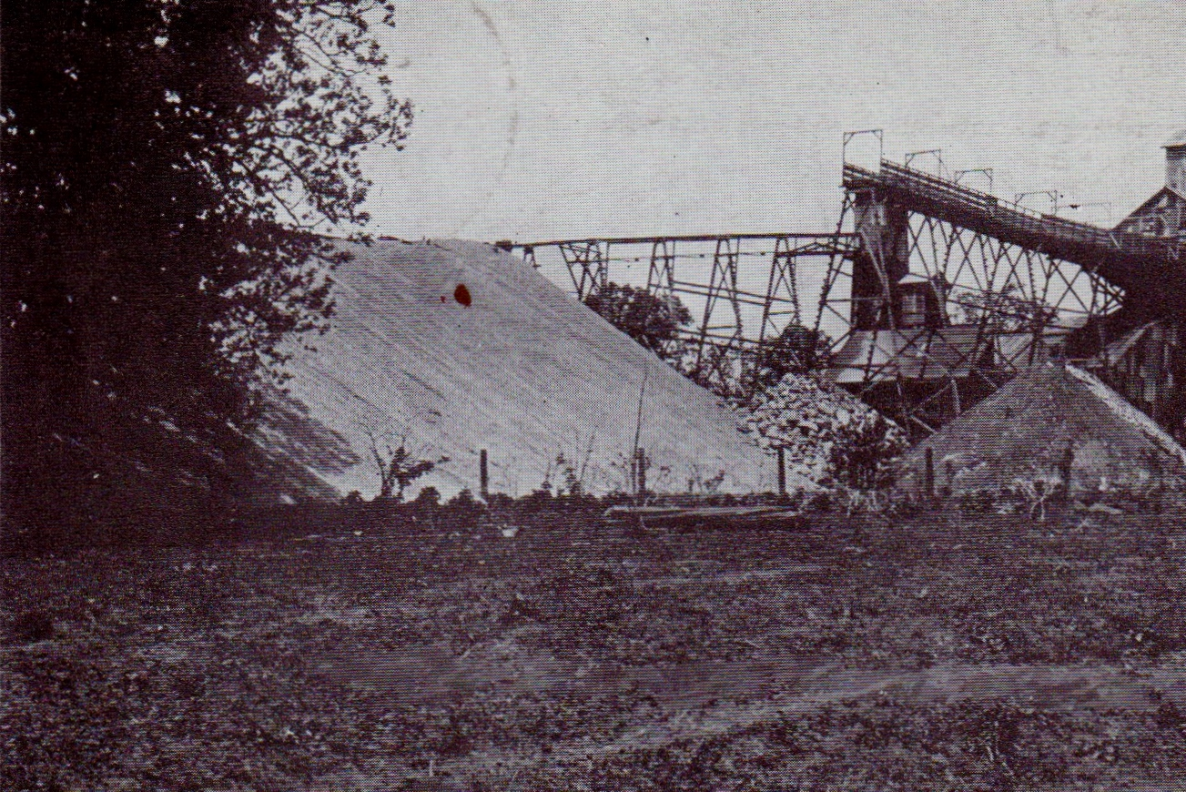 James Mine near Shullsburg